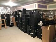 Liquidation Lot Of 270 Home Theater Systems - Original Msrp 74k