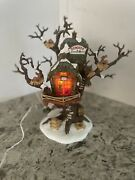 Dept 56 North Poll Woods Reindeer Care And Repair  56.56882