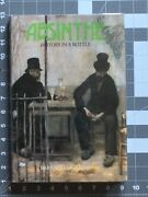 Absinthe History In A Bottle By Barnaby Conrad Iii 1988 Hardcover Dust Jacket