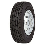 245/70r19.5/14 133/131n Toy M920a Open Shoulder Drive Tire Set Of 4