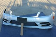 08-11 C Class C300 Front Bumper Cover Foam Assembly Genuine Factory Oem Silver