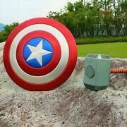 Marvels Avengers Legends Captain America Shield Collectible Decorative Gift
