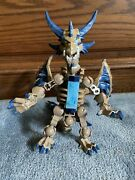 Mega Bloks 91008 World Of Warcraft, Sindragosa And The Lich King.  D3