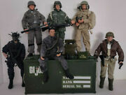 Gi Joe 12 Old School Vintage Play Toy Doll Boys Girls Military Action Toys Gift