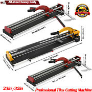 23in /32in Professional Manual Tile Cutter Porcelain Floor Tiles Cutting Machine