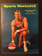 Rick Barry Virginia Squires 1970 Sports Illustrated No Label Newsstand Issue