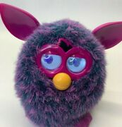 Hasbro Furby 2012 Purple / Pink Interactive Electronic Talking Toy Tested Works