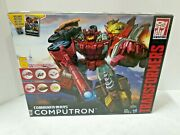 New Transformers Generations Combiner Wars Computron Collection 6 Technobots