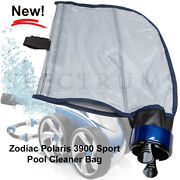 Zodiac Polaris 3900 Sport Pool Cleaner Double Double Chamber Bag For 39-310 Bag