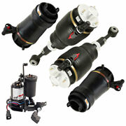 Front Air Struts W/ Compressor For Ford Expedition Pair Arnott