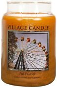 New Village Candle Fall Festival Two Wick Candle