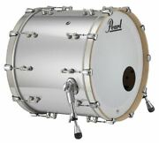 Pearl Music City Custom Reference Pure 22x20 Bass Drum 426 Mirror Chrome C426