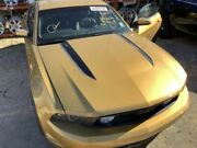 10 11 12 Ford Mustang Hood Exc. Shelby Gt 500 W/o Hood Scoop 970112