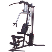 Body-solid G3s Home Gym 5 Stations Lat Pull 160 Lb Weight Stack