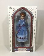 Disney Exclusive Anna Olaf's Frozen Adventure Limited Edition 17 Doll 2773