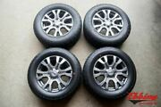 Set Of 4 Wheels 18x8 Aluminum 6 Spoke With Tires Fits 19-21 Ford Ranger 678128