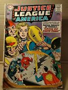 Justice League Of America 29 1st Crime Syndicate 1964 Dc