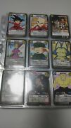 Dragon Ball Card Game Collection Almost Complete Cardgame