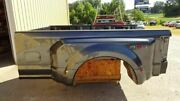 Pickup Bed Dual Rear Wheel 8and039 Box 5th Wheel Pkg Fits 17-20 Ford F350sd 671067