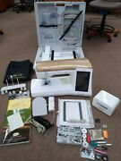 Babylock Ellisimo Gold Embroidery Sewing Machine W/ All Pictured Accessories