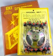 Electronic Kits Heathkit Raekit Kids Crafts—school And Home Use—made In Usa/canada