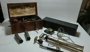 Antique Medical Quackery Device Lot Of 2