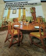 How To Know American Antique Furniture Fc48-2-r