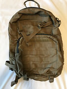 Us Gi Usmc Coyote Tan 3 Day Filbe Assault Pack With Stiffener Bugout
