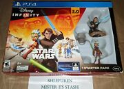 New Disney Infinity 3.0 1 Starter Pack Ps4 Playstation 4