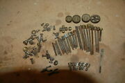 Selection Of Vintage Stanley Record Plane Parts See Picture