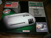 Miob Ibico Model El-4 Small Card Laminator For Office/home Use