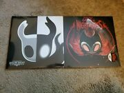 Hollow Knight Vinyl Set Original And Gods And Nightmares Sealed