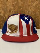 Puerto Rico New Era Fitted Hat 7 3/8