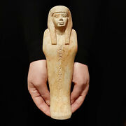 Bc Pharaonic Egyptian Antique Antiques Egypt Antiquities Figurine Statue -w379