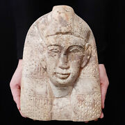 Bc Pharaonic Egyptian Antique Antiques Egypt Antiquities Figurine Statue -f288