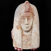 Bc Pharaonic Egyptian Antique Antiques Egypt Antiquities Figurine Statue -f287