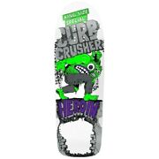Heroin Curb Crusher King Size Dd Deck 9.89