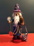 Steinbach Collection - Merlin The Magician Smoker | Limited Edition