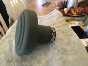 Nos Military Truck Tractor Intake Air Cleaner Mushroom Pre Filter Cap M35a2 4andrdquoid