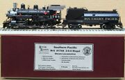 River Raisin Models - Sp/southern Pacific M-6 2-6-0 Steam Engine Brass S-scale