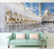 3d The White Palace Zhu3773 Wallpaper Wall Mural Removable Self-adhesive Zoe