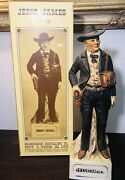 The Mccormick Gunfighter Series Decanter Jesse James In Box