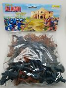 Authentic Alamo Action Figures And Playset New/sealed