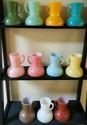 22 Vintage Fire King Anchor Hocking D Handle Mugs And Chili Bowls