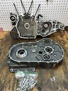 07-20 Harley Sportster 1200c 1200 883 Bottomend Case Matching Oem Used