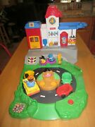 Little People Discovery City Works Missing Parts Fp Mattel Discontinued 2002 Vgv