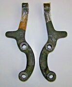 1961 And 1962 Pontiac Tempest And Lemans Steering Knuckle Arms Pair Genuine Gm Nos