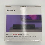 Sony Bdp-s6700 4k Upscaling 3d Streaming Home Theater Blu-ray Disc Player Black