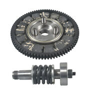 Complete Clutch Bevel Wheel For 49cc 66cc 80cc 2 Stroke Motorized Bicycle