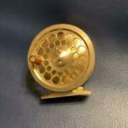 Fly Reels River Breeze Spinner Gold 5/6 Fly Reel